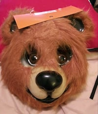 Teddy Bear adult halloween mask NEW Montgomery Village, 20886