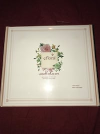 white and green photo frame Brownsville, 78521