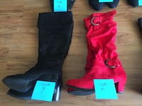 women's boots & booties New Westminster, V3M 1V9