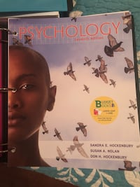 Psychology 150 text book  Morganton, 28655