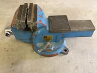 Vise Bench Tool Steel Six inches Surrey