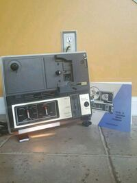 DUAL 8 Cartridge Movie Projector Aldie, 20105