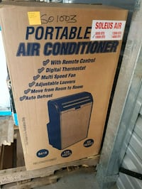 soleusair 10000btu air conditioner  Toronto, M1C 0C4