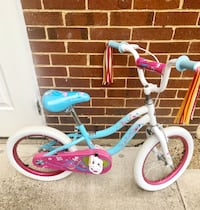 "Kids Schwinn Iris 16"" Bike - Teal"