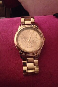 Mens Luxury Gold Watch for sale  Merced, CA