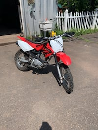 Dirt bike Hillsborough, 08844