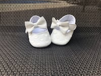 Baby shoes white Vaughan, L6A 0P1