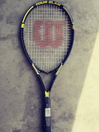 Wilson Tour SlamTennis Racket Laurel