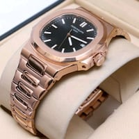 Swiss Rose Gold PP watch for sale  Mississauga, L4Z 3K9