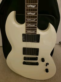 Brand new LTD viper-400 with case Sterling, 20166