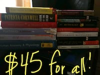 Books and textbooks 45 OBO Los Angeles