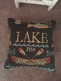 3 Chandler wool hooked pillows Cranberry Township, 16066