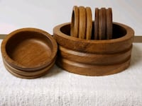 Teak Salad Bowl Set Rockville, 20853