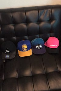 4 hats ALL for 20 Anchorage, 99508