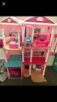 Used And New Plastic Doll House In Gainesville Letgo