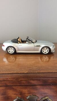 BMW M roadster 1/18 diecast model  Toronto, M3J 1Y4