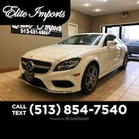 2015 Mercedes-Benz CLS 400 CLS 400 West Chester Township, 45241
