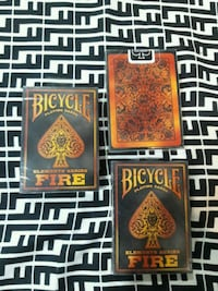 Bicycle Fire..Elements series