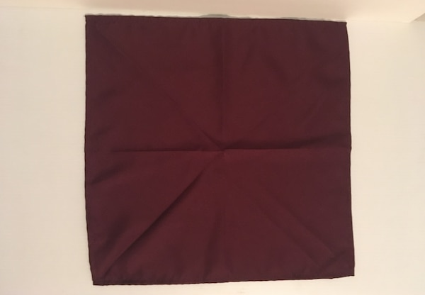 Cloth napkins-Burgundy