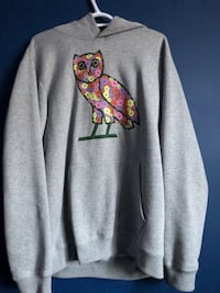 OVO celebration hoodie size largw