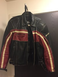 Medium - Men's Joe Rocket Leather Jacket Toronto, M5A 0H5