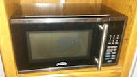black and gray Oster toaster oven Forest, 24551