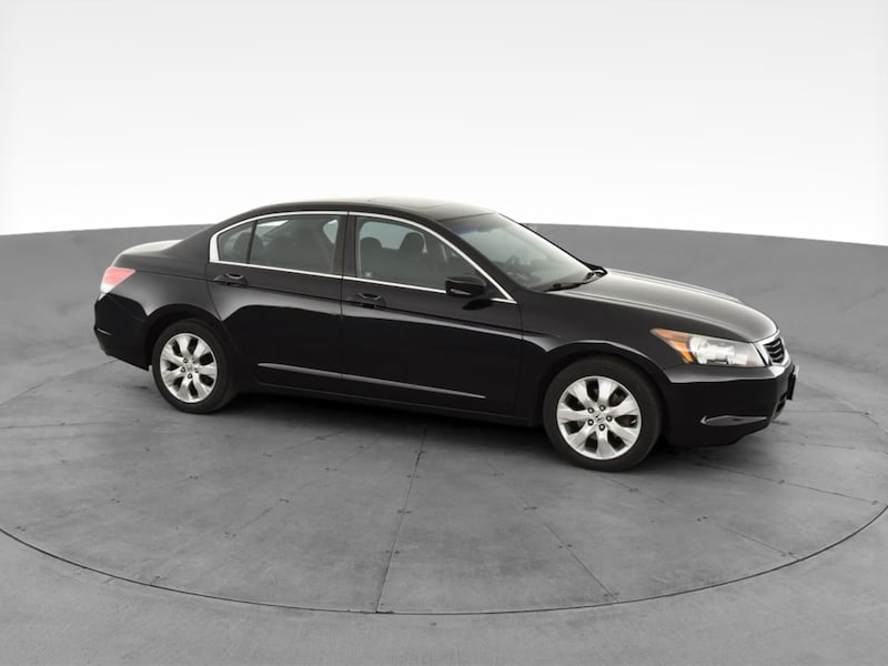 2010 Honda Accord sedan EX Sedan 4D Black  39acb537-0987-4c01-9065-9cae9bfab006