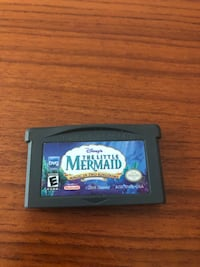 Little Mermaid Magic in Two Kingdoms - Game Boy Advance Toronto, M1S 1V9
