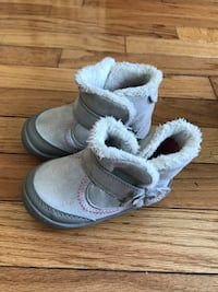 Size 5 toddler boots girl Fairfax, 22031
