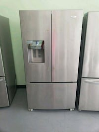 stainless steel french door refrigerator Essex, 21221