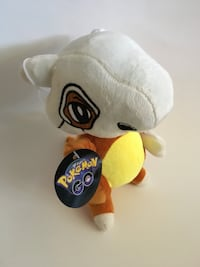 Cubone Pokemon Go plush toy 3743 km