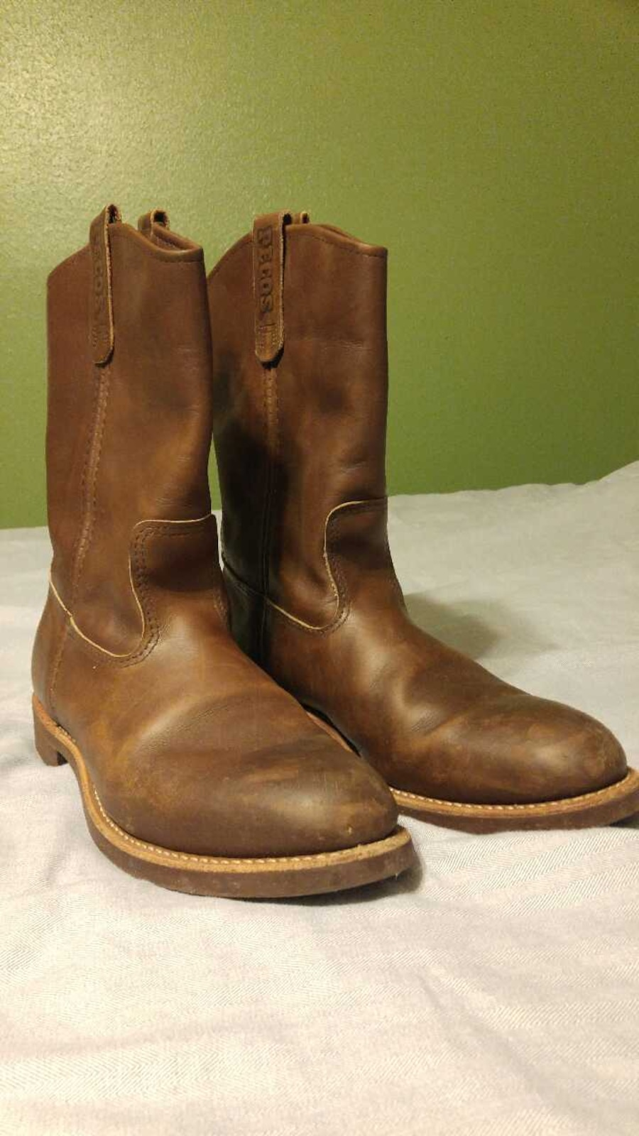 letgo - Red Wing Boots 1178 in Sprinkle, TX