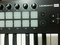 Novation Launchkey Mini MK2 Org Çaybaşı, 42140