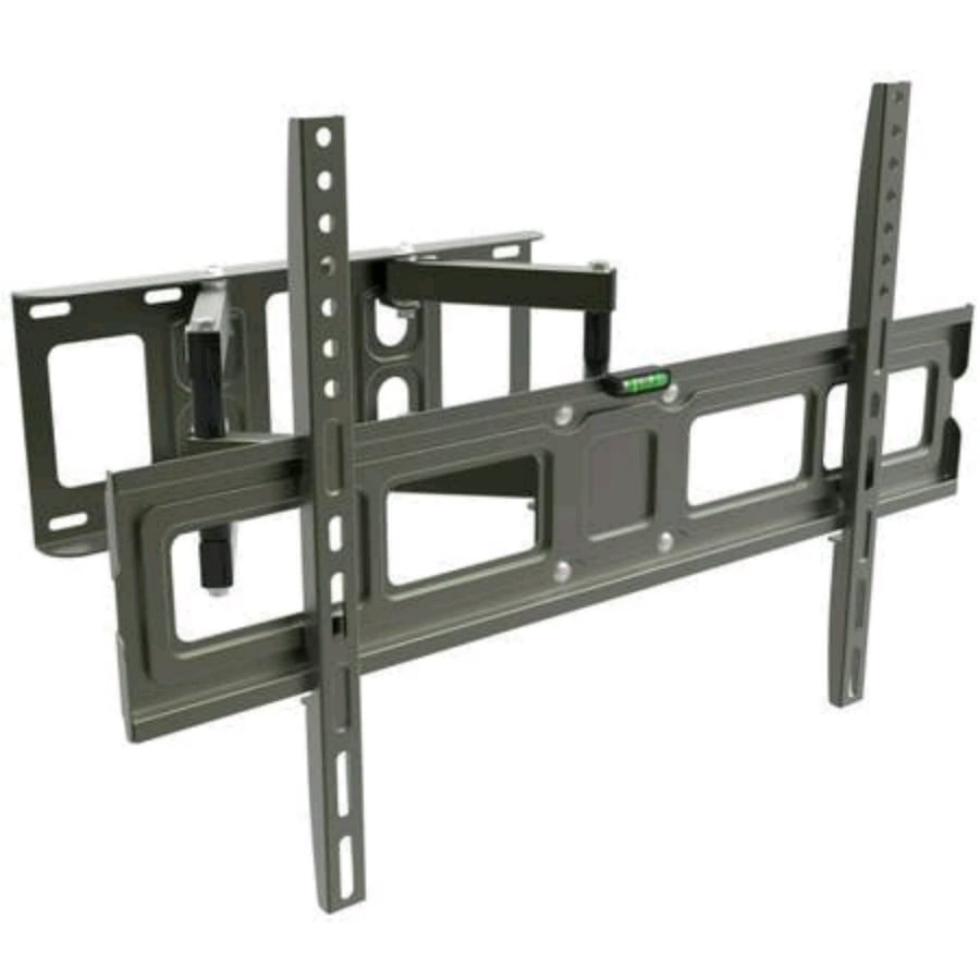 New HEAVY DUTY Full Motion Wall Mount for TV's 32-70, unopened 3