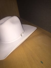 Used Black cowboy hat for sale in Airdrie - letgo 92df73f59a94