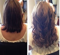 Professional traveling hair extension services Gaithersburg
