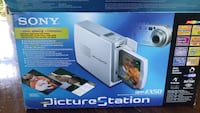 Picture station printer- USB and memory card Vaughan, L4H 1A8