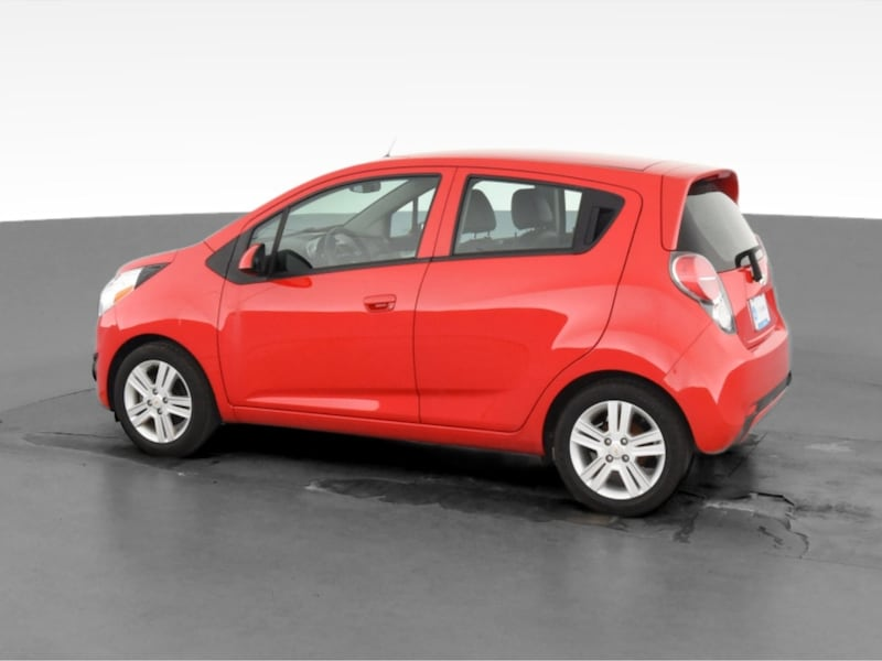 2014 Chevy Chevrolet Spark hatchback LS Hatchback 4D Red  3ae4f455-e93d-4cee-9256-e8f86e4db28b