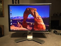 "Dell UltraSharp 2208WFP 22"" Widescreen Black LCD Monitor"