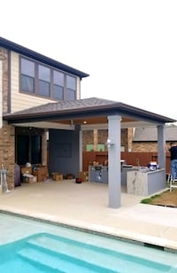 Patios cover & Outdoor kitchen  Sugar Land
