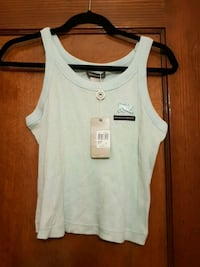 Women's sleeveless parasuco top