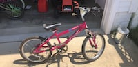 Girl's bike - Barely Used Leonardtown, 20650