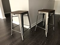 Set of stools Fairfax, 22033