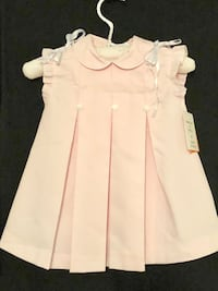 Baby dress. Size 3 months. Made in Spain. 100% cotton. Miami, 33155