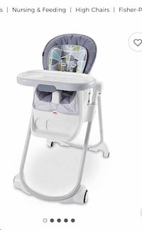 Baby high chair NEW