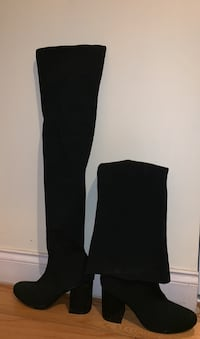 Knee high sock boots  Surrey, V3V 5E8