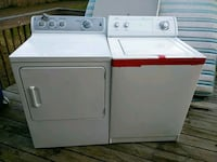 Washer and dryer Cartersville, 30120