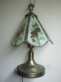 Tiffany style Touch Lamp / Lampe tactile de style Tiffany. France