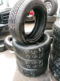 275 55 R20 Goodyear Wranglers Saint Petersburg, 33714