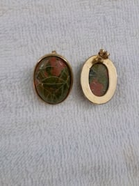 Scarab Earrings Paoli, 19301